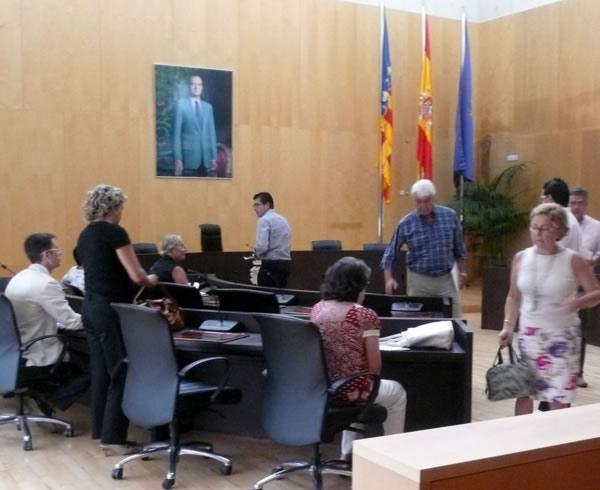 Benidorm - Ayuntamiento