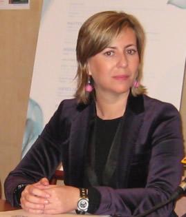 Gema Amor  - Presidenta PP Benidorm